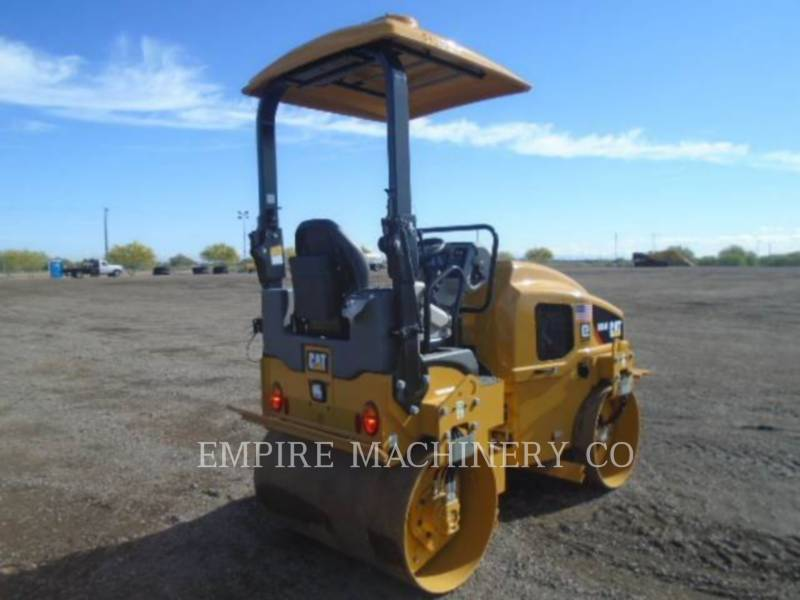 CATERPILLAR TAMBOR DOBLE VIBRATORIO ASFALTO CB24B LT equipment  photo 2