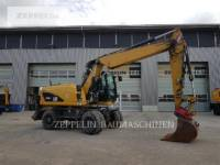 CATERPILLAR ESCAVATORI GOMMATI M315D equipment  photo 6