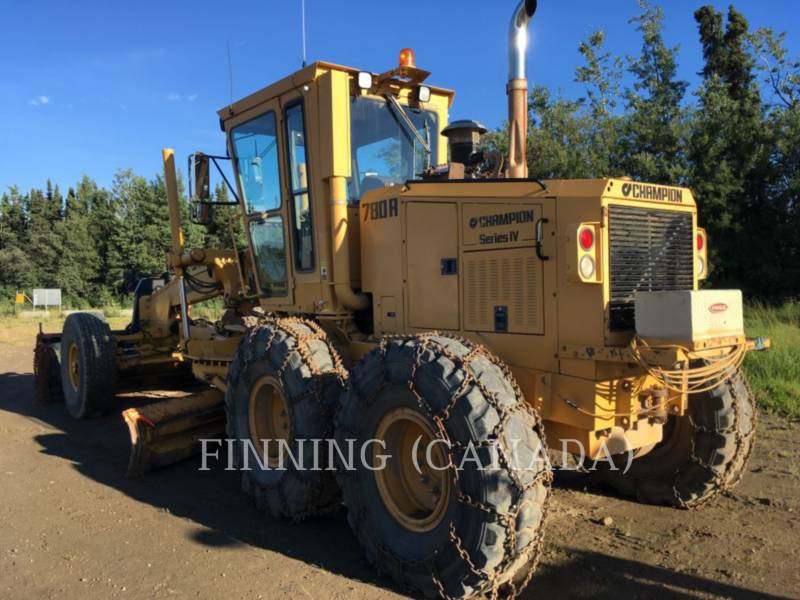 CHAMPION MOTOR GRADERS 780A equipment  photo 3