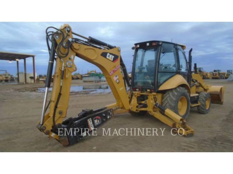 CATERPILLAR BAGGERLADER 420F 4EC P equipment  photo 1