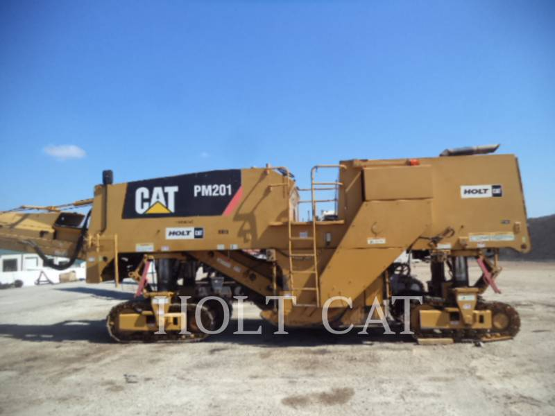CATERPILLAR WT - COLD PLANER PM201 equipment  photo 4