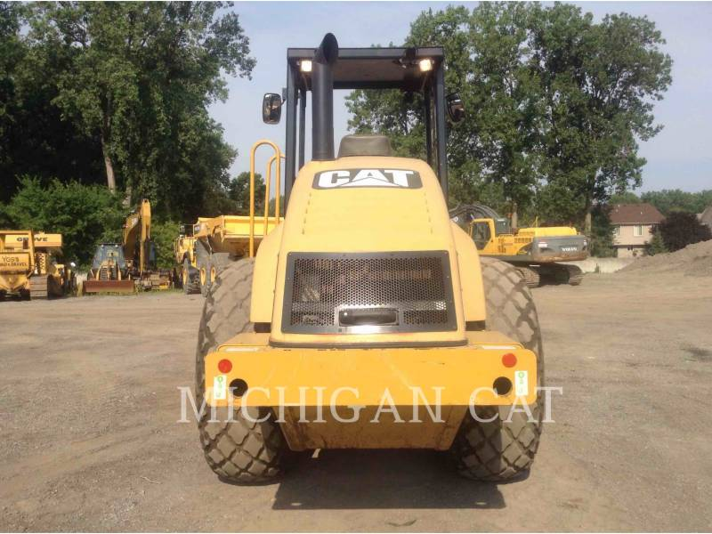 CATERPILLAR COMPACTADORES DE SUELOS CS683E equipment  photo 6