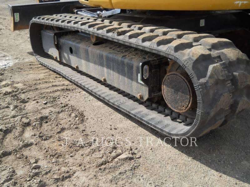 CATERPILLAR TRACK EXCAVATORS 304E equipment  photo 12