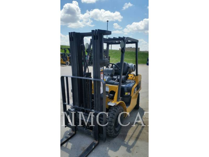 CATERPILLAR LIFT TRUCKS FORKLIFTS 2P50004_MC equipment  photo 2