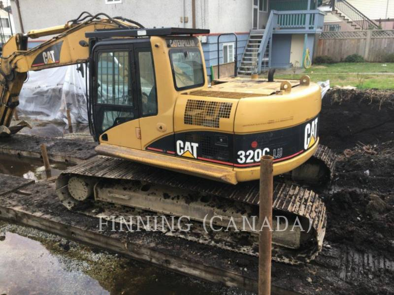 CATERPILLAR TRACK EXCAVATORS 320CLRR equipment  photo 4
