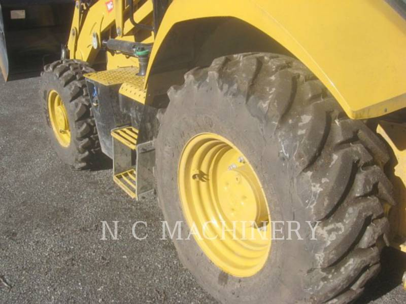 CATERPILLAR BAGGERLADER 420F24ETCB equipment  photo 7