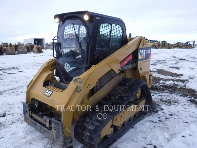 CATERPILLAR CHARGEURS COMPACTS RIGIDES 279D H3CB equipment  photo 1