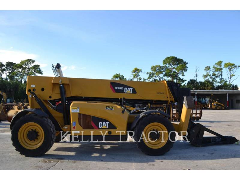 CATERPILLAR TELEHANDLER TL1055C equipment  photo 5