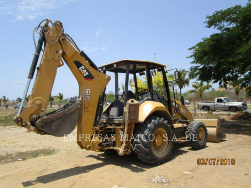 CATERPILLAR BACKHOE LOADERS 416F2STLRC equipment  photo 5