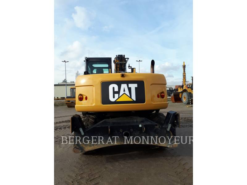 CATERPILLAR EXCAVADORAS DE RUEDAS M313D equipment  photo 4