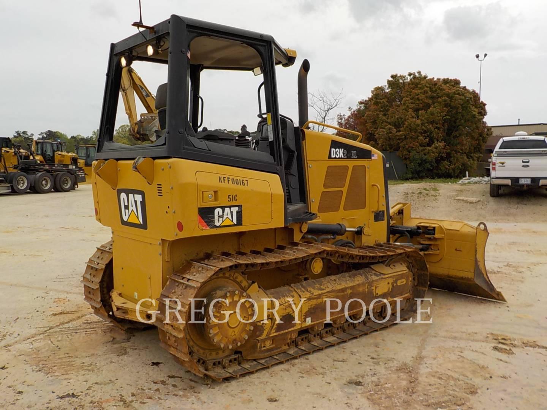 Detail photo of 2012 Caterpillar D3K from Construction Equipment Guide