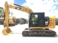 CATERPILLAR TRACK EXCAVATORS 313FL equipment  photo 2