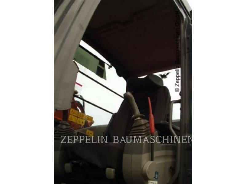 HITACHI TRACK EXCAVATORS ZX250LCN-3 equipment  photo 15
