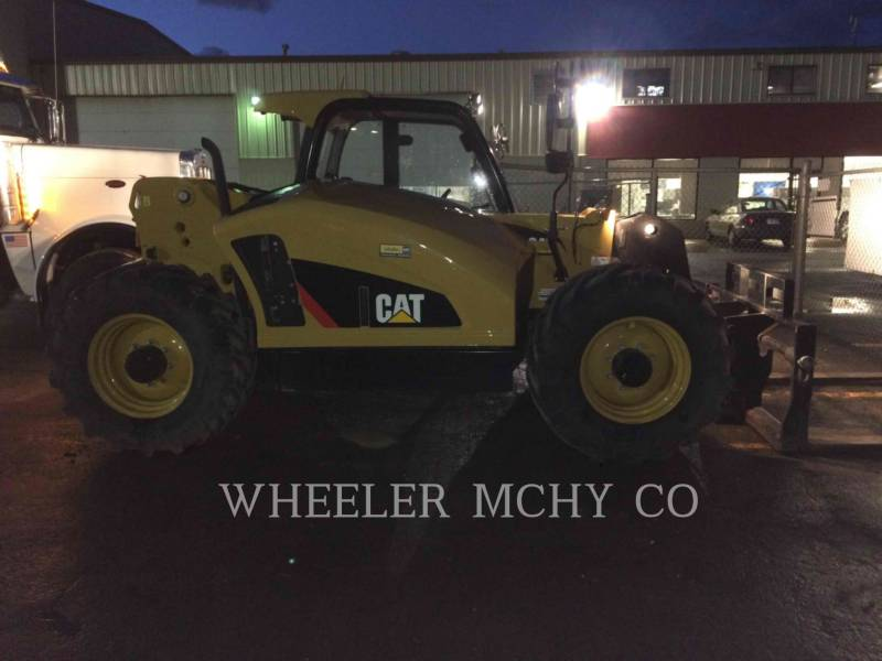 CATERPILLAR TELEHANDLER TH406C CB equipment  photo 1