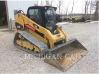 CATERPILLAR MULTI TERRAIN LOADERS 279C A2Q equipment  photo 2