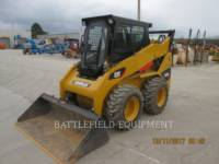 Equipment photo CATERPILLAR 242B3 KOMPAKTLADER 1