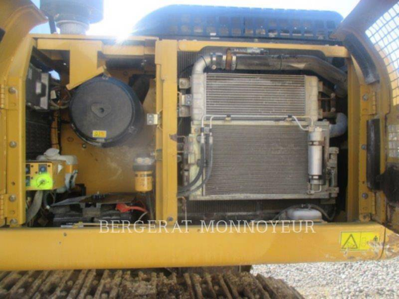 CATERPILLAR KETTEN-HYDRAULIKBAGGER 323D equipment  photo 14