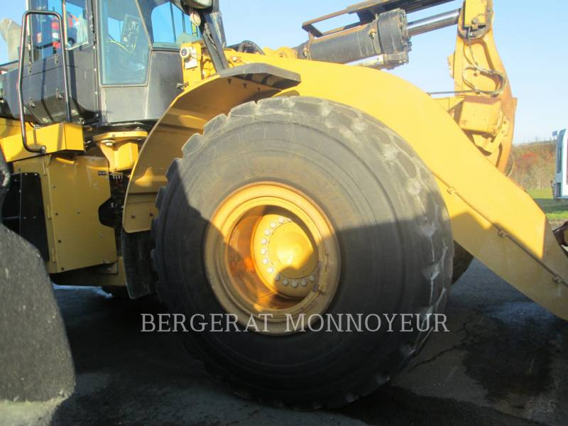CATERPILLAR CARGADORES DE RUEDAS 972M equipment  photo 8