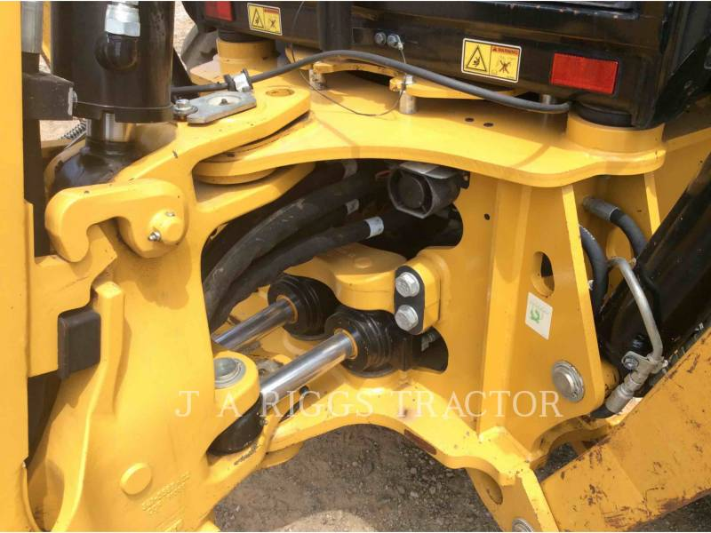 CATERPILLAR BACKHOE LOADERS 420F 4AE equipment  photo 21