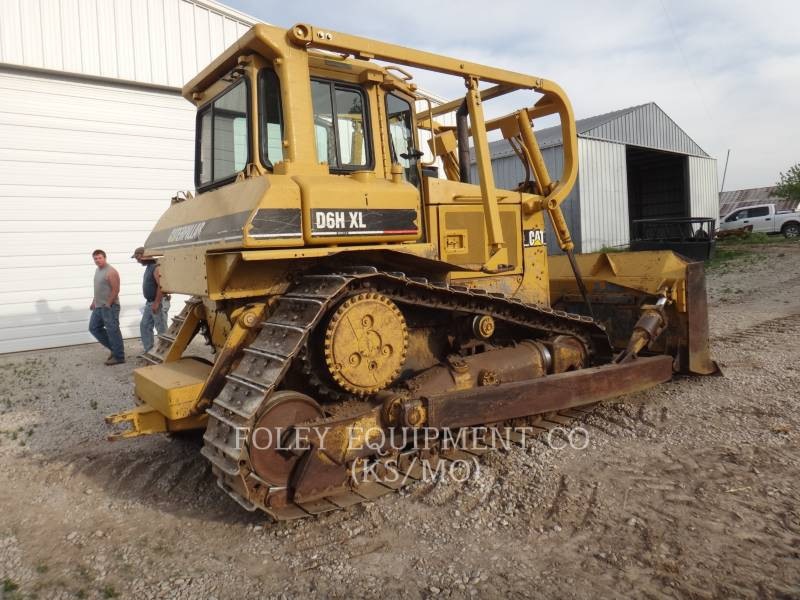 CATERPILLAR TRACK TYPE TRACTORS D6HIIXL equipment  photo 4