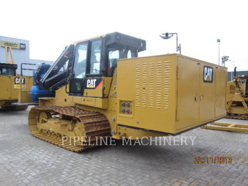 CATERPILLAR PALE CINGOLATE 953D equipment  photo 2