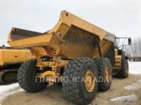 JOHN DEERE アーティキュレートトラック 370 E equipment  photo 3