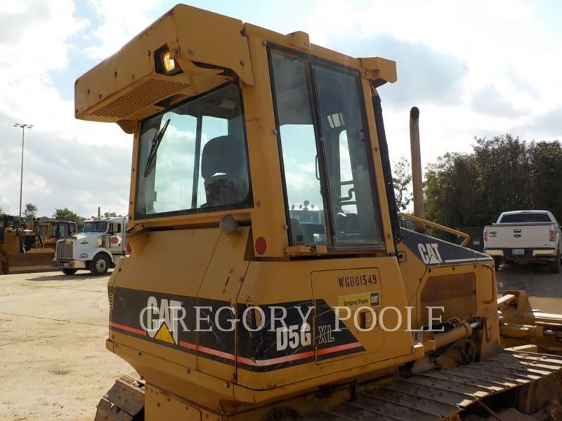 CATERPILLAR TRACTEURS SUR CHAINES D5G XL equipment  photo 12