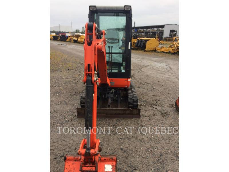 KUBOTA CORPORATION トラック油圧ショベル KX018-4 equipment  photo 2