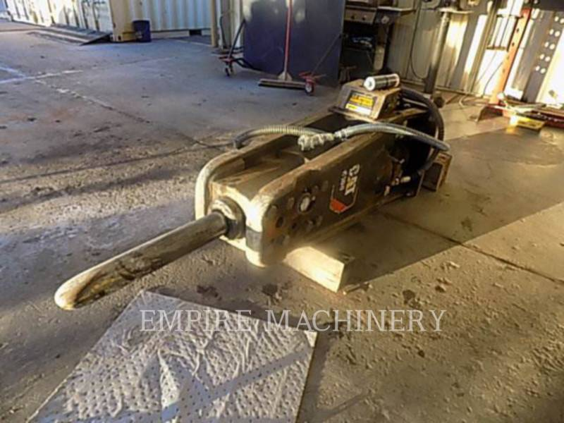 CATERPILLAR AG - HAMMER H100 equipment  photo 1