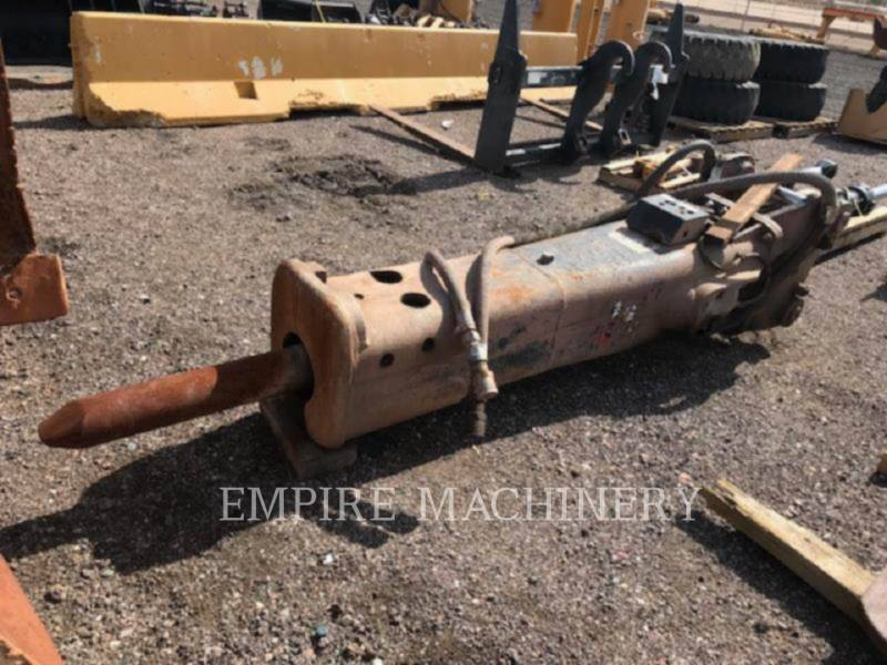 CATERPILLAR HERRAMIENTA DE TRABAJO - MARTILLO H140DS equipment  photo 5