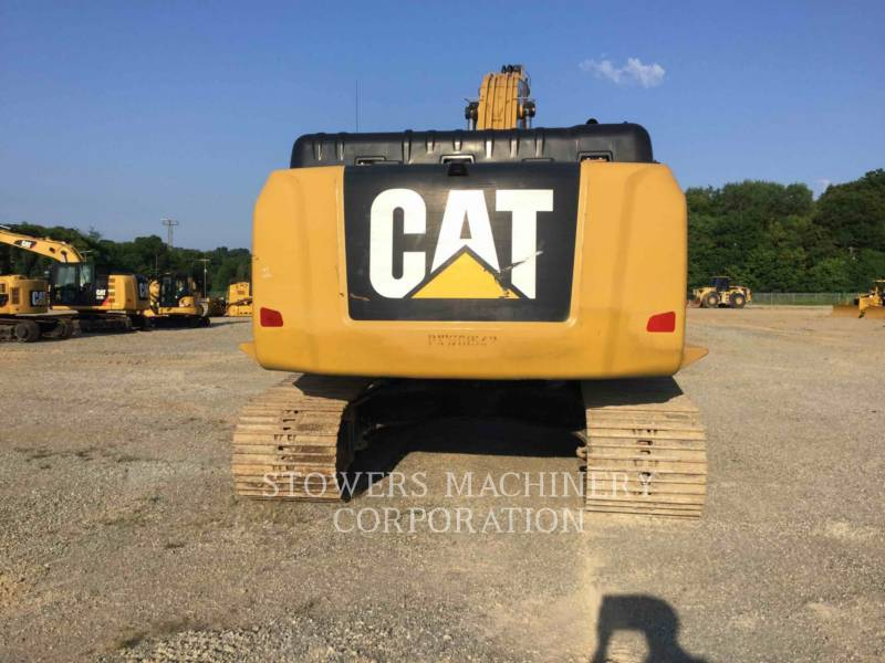 CATERPILLAR TRACK EXCAVATORS 324EL LR equipment  photo 7