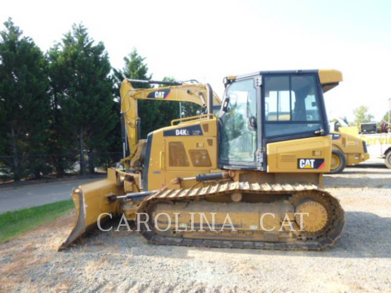 CATERPILLAR TRACTEURS SUR CHAINES D4K2 CBLGP equipment  photo 2