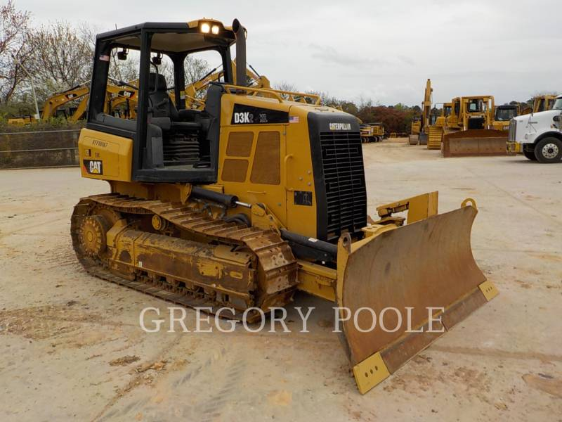 CATERPILLAR TRACK TYPE TRACTORS D3K2 XL equipment  photo 3