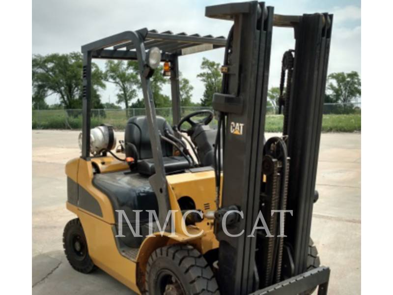 CATERPILLAR LIFT TRUCKS ELEVATOARE CU FURCĂ P5000_MC equipment  photo 4