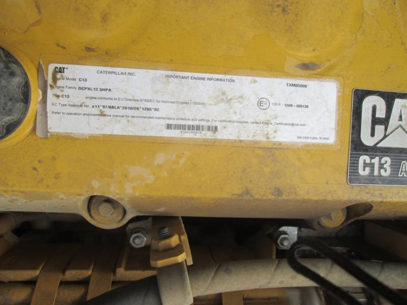 CATERPILLAR トラック油圧ショベル 349E equipment  photo 12