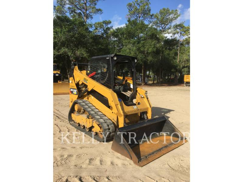 Caterpillar ÎNCĂRCĂTOARE PENTRU TEREN ACCIDENTAT 259D equipment  photo 9