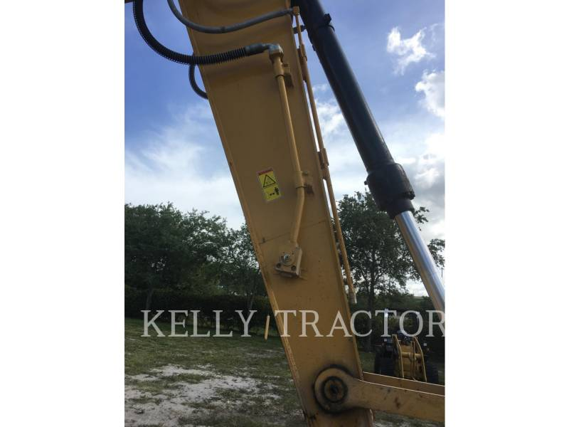 CATERPILLAR KETTEN-HYDRAULIKBAGGER 318EL equipment  photo 13