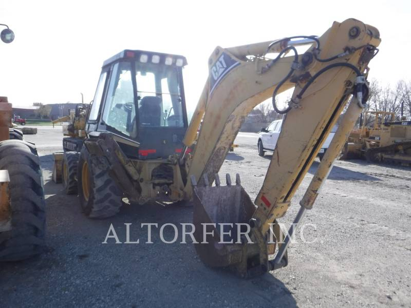 CATERPILLAR CHARGEUSES-PELLETEUSES 416B equipment  photo 4