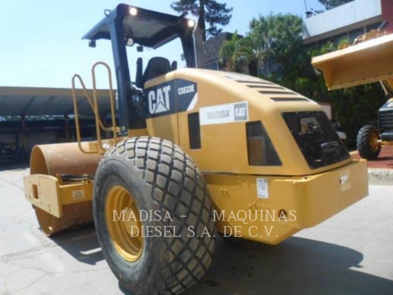 CATERPILLAR COMPACTORS CS-533E equipment  photo 3