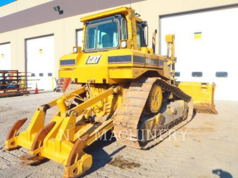 CATERPILLAR TRACK TYPE TRACTORS D6R XLVPAT equipment  photo 3