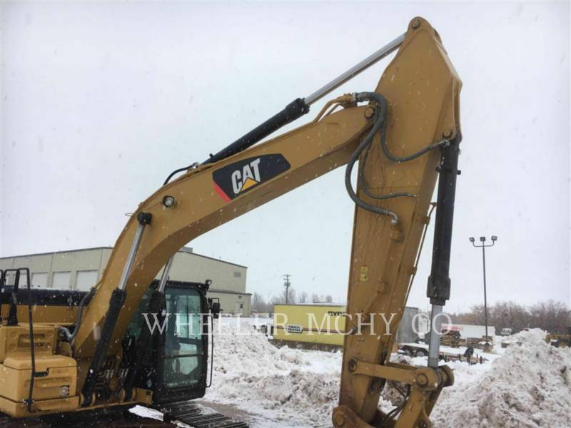CATERPILLAR EXCAVADORAS DE CADENAS 326F L CF equipment  photo 2
