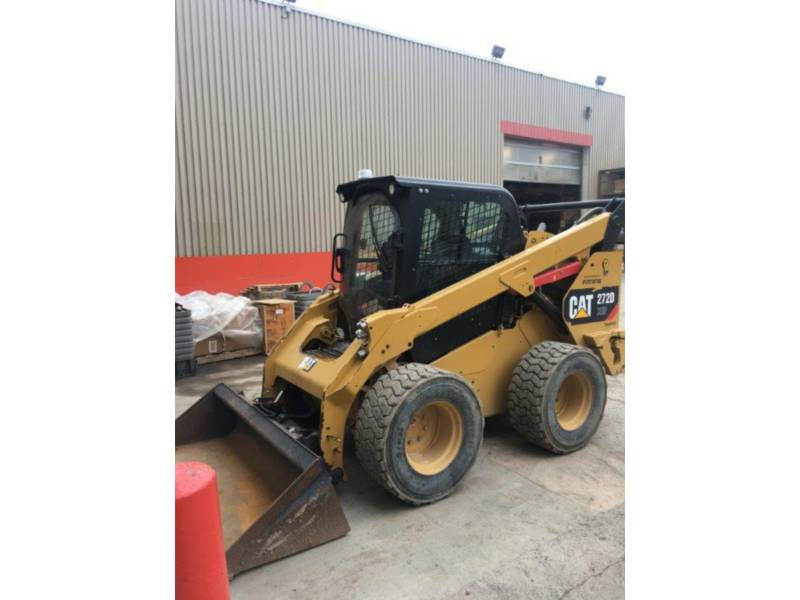 CATERPILLAR SKID STEER LOADERS 272DXHP equipment  photo 1