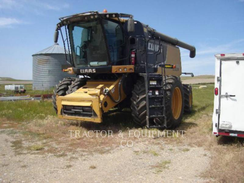 LEXION COMBINE COMBINES LX750 equipment  photo 1