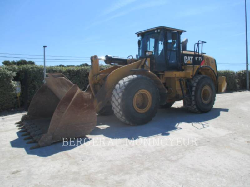CATERPILLAR MINING WHEEL LOADER 972K equipment  photo 3