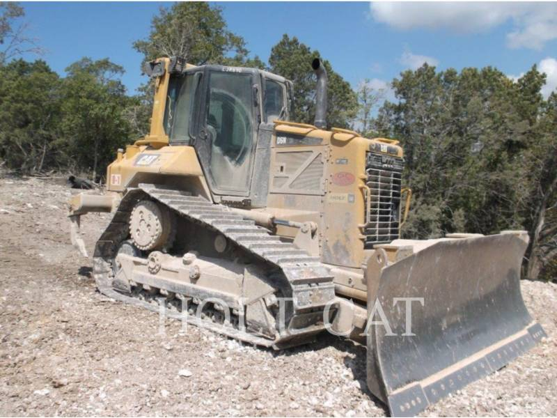 CATERPILLAR TRACTEURS SUR CHAINES D6N equipment  photo 2