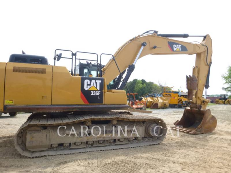 CATERPILLAR EXCAVADORAS DE CADENAS 336FL TH equipment  photo 4