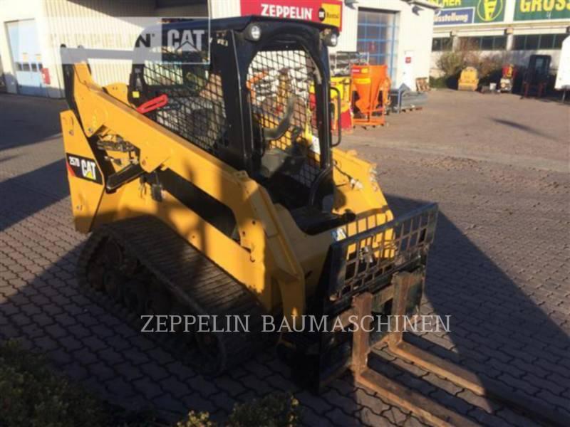CATERPILLAR DELTALADER 257D equipment  photo 4