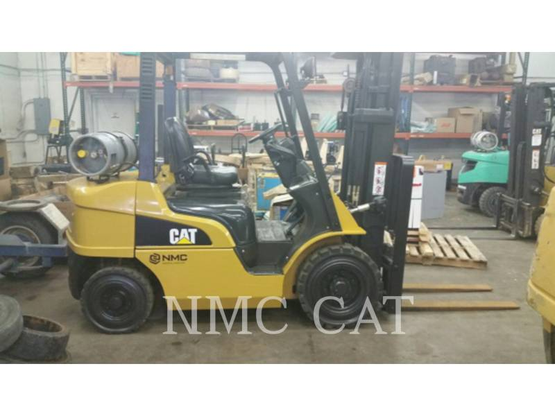 CATERPILLAR LIFT TRUCKS フォークリフト P5000_MC equipment  photo 1