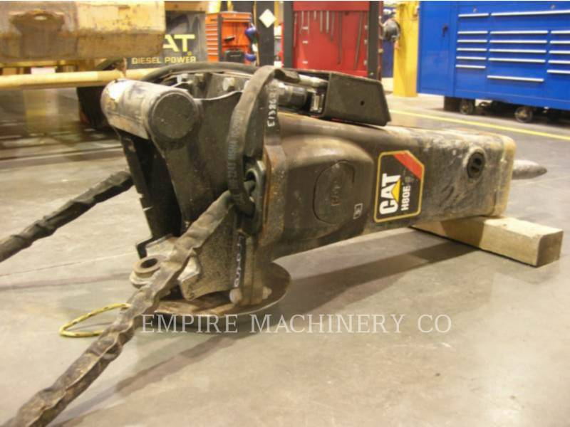 CATERPILLAR NARZ. ROB.- MŁOT H80ES 420 equipment  photo 3