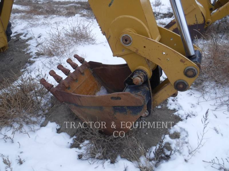 CATERPILLAR RETROEXCAVADORAS CARGADORAS 420E equipment  photo 9